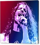 Chris Cornell 326 Canvas Print