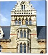 Christ Church College Oxford Architecture Canvas Print