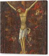 Christ On The Cross  Canvas Print
