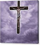Christ Variations # 2 Canvas Print