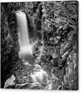 Christine Falls, Mt Rainier National Park Canvas Print