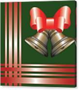 Christmas Bells 2 Canvas Print