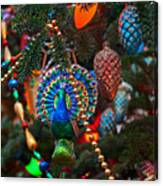 Christmas Bling #1 Canvas Print
