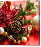 Christmas Cheer Canvas Print