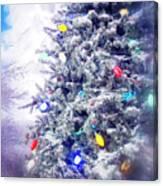 Christmas Dreams Canvas Print