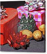 Christmas Gifts Canvas Print