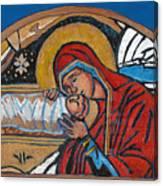 Christmas Icon 1 Canvas Print