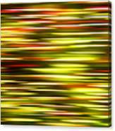 Christmas Lights Pan  Canvas Print