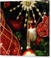 Christmas Ornaments 1 Canvas Print