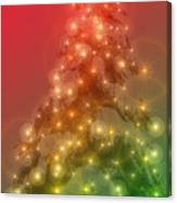 Christmas Radiance Canvas Print