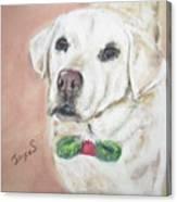 Christmas Regan Canvas Print