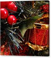 Christmas Time Is Here Canvas Print
