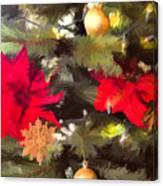 Christmas Tree 6 Canvas Print