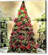 Christmas Tree Oh Christmas Tree Canvas Print