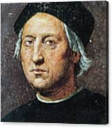 Christopher Columbus Canvas Print