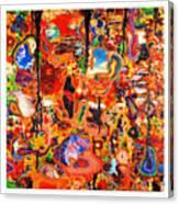 Chromo-erotica Canvas Print