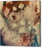 Chrysanthemums Canvas Print