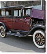 Chrysler 1926 Canvas Print