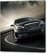 Chrysler 200 Canvas Print