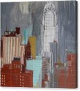 Chrysler Building, New York Canvas Print