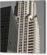 Chrysler Building New York Canvas Print
