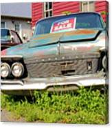 Chrysler Imperials Canvas Print