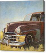 Chrysler Pre Bailout Days Canvas Print