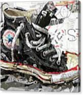 Chuck Taylor All-star Canvas Print