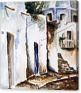 Church Dome Canvas Print