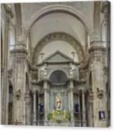 Church In Guanajuato Canvas Print
