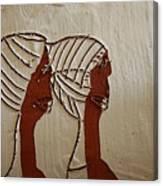 Church Ladies - Tile Canvas Print