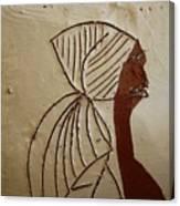 Church Lady - Tile Canvas Print