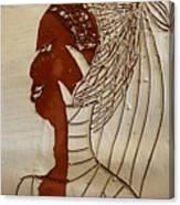 Church Lady 5 - Tile Canvas Print