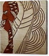 Church Lady 6 - Tile Canvas Print