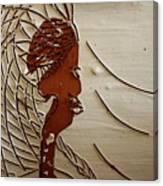Church Lady 7 - Tile Canvas Print