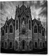 Church Of Our Lady Canvas Print