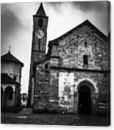 Church Of Santi Gervasio And Protasio Canvas Print