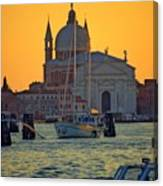 Church Of The Redentore In Venice Canvas Print