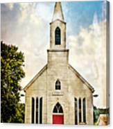 Church On 8 Canvas Print
