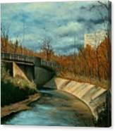 Church St. Underpass Canvas Print
