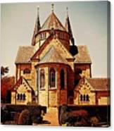 Church To Worship The Living God Catus 1 No. 1 H B Canvas Print