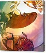 Cicadas Canvas Print