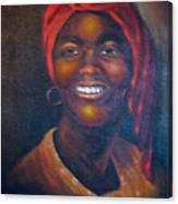 Cicely Tyson Canvas Print