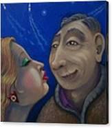 Cid Meets Lorain Canvas Print