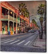 Cigar City Canvas Print