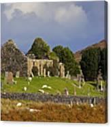 Cill Chroisd Isle Of Skye Canvas Print