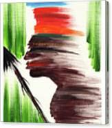 Cimarron Canvas Print