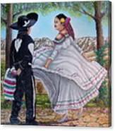 Cinco De Mayo Canvas Print