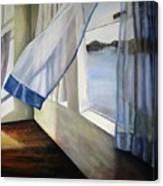 Cindy's Window Canvas Print