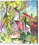 Cinque Terre 01 Canvas Print